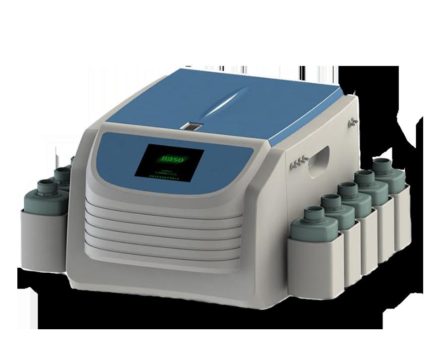 三合一自動染色機