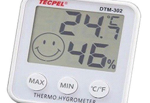 濕度&溫度 測量儀