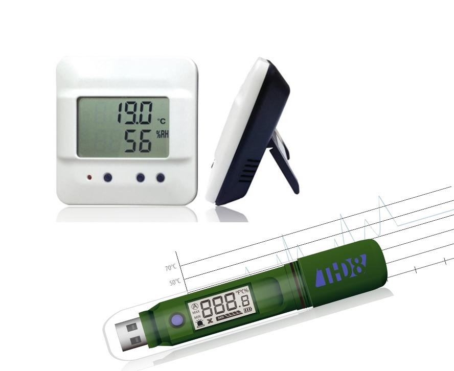濕度和溫度測量設備