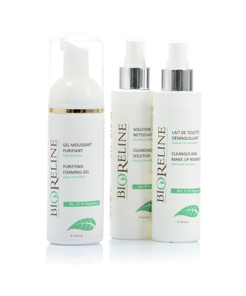 Bioreline Cleansing products