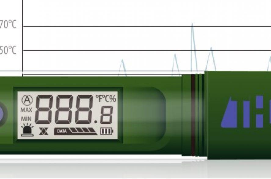 攜帶式 溫濕度數據記錄儀